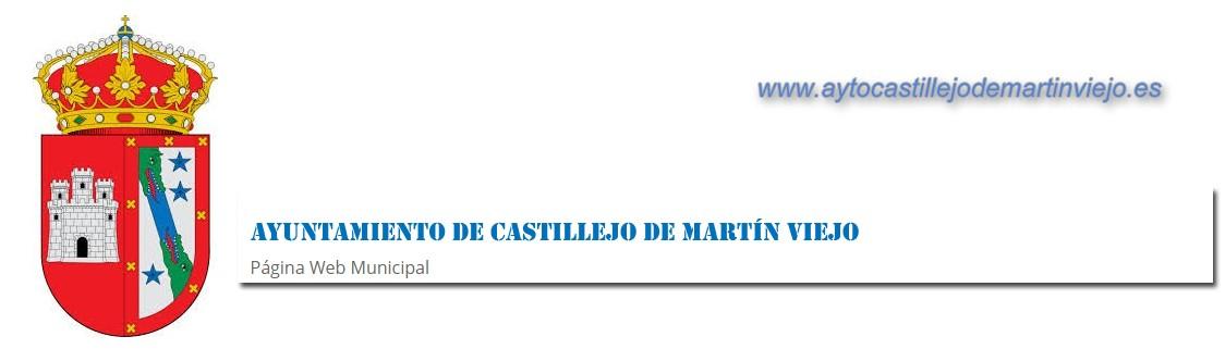 Ayuntamiento de Castillejo de Martín Viejo
